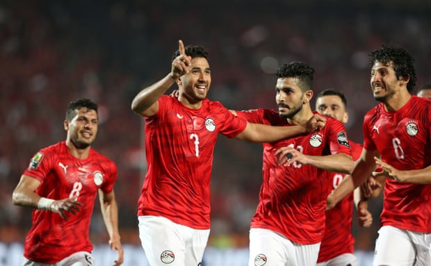 Egypt Floors Zimbabwe In Opening AFCON 2019 Match