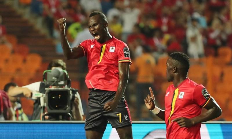 Uganda Cranes,Zimbabwe Draw As Egypt Hammers DRC