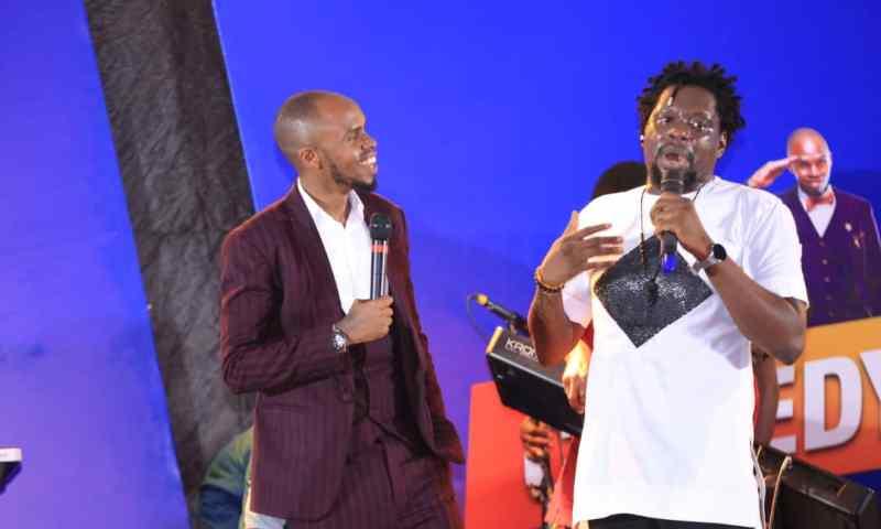 Klint Da Drunk Thrills Ugandans At Comedy Store