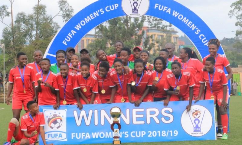MUK Scoops Women's Cup 2019, Nababi Wins MVP Award