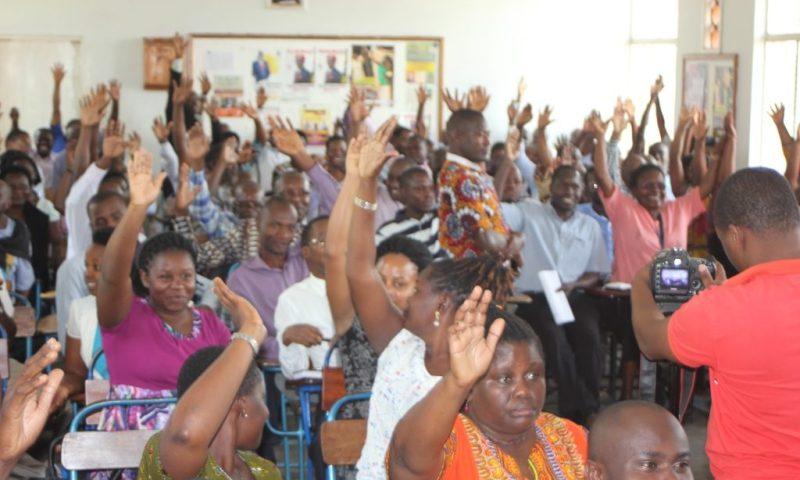 Mbarara University Staff Petitions Kadaga Over PRO's Interdiction