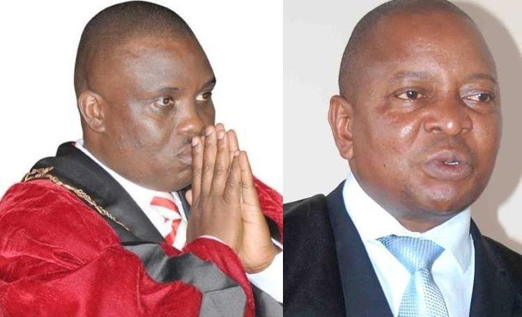 Kawempe Mayor Serunjoji Begs  Lukwago  To Rescue Him From  KCCA Sabotage