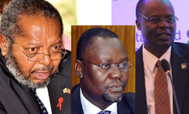 MP Katuntu Links BoU Crisis To Governor Mutebile, Kasekende Succession Battle