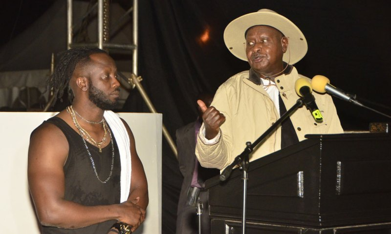 Bebe Cool  Cited In Shs3 Billion M7 Money Scandal