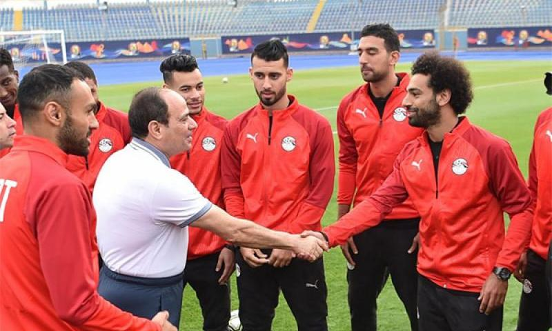 I Will Resign If Egypt Fails To Win AFCON