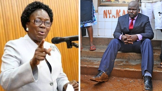 'You're Out of Order'- Speaker Kadaga Warns Shoddy Munyagwa On Fresh BoU Inquiry