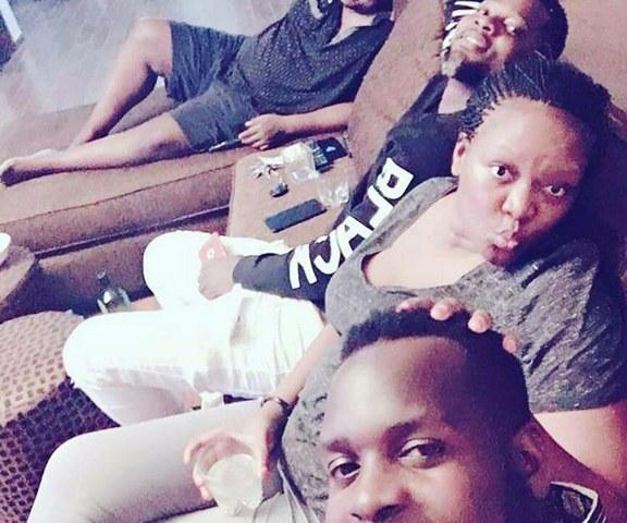 Kabaka's Gal, Onyango Enjoy Romantic Getaway
