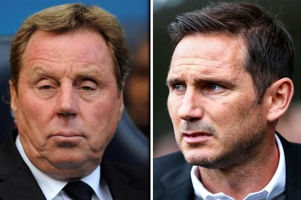 Harry Redknapp Reveals Chelsea Derby County Manager