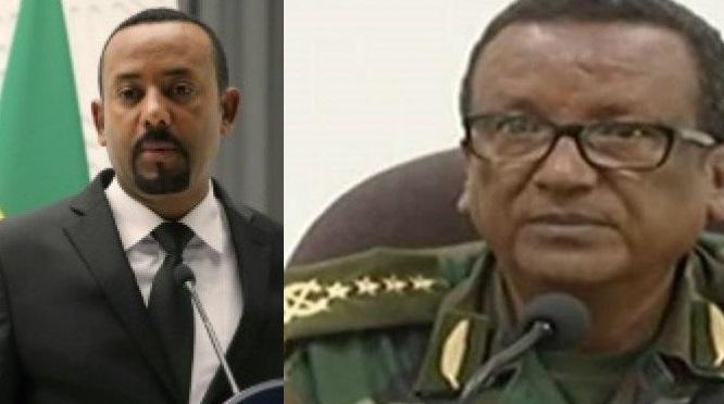 Ethiopia Gov't Foils Coup, Army Chief Shot Dead