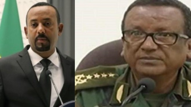 Ethiopia Gov't Foils Coup, Army Chief Shot Dead