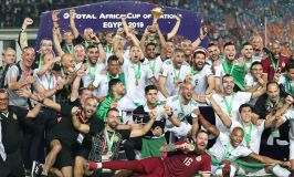 Algeria Humbles Senegal To Win Africa Cup Of Nations