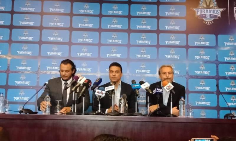 Egyptian Club Pyramids Unveils Ex-Cranes Coach Desabre