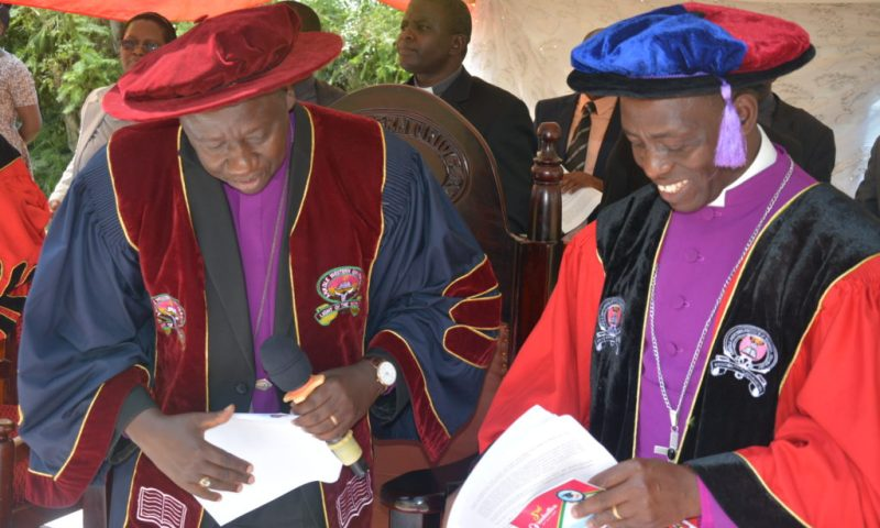 Bishop Advises University Graduands To Treasure Their Bodies