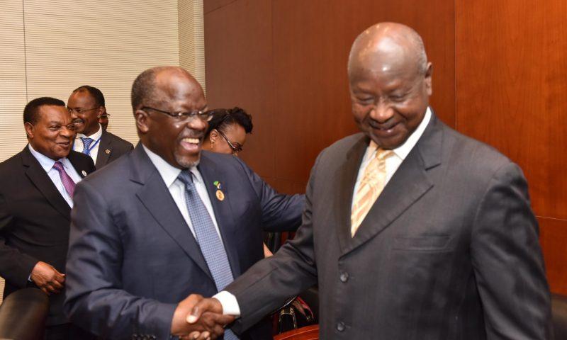 Museveni To Construct School In Tanzania