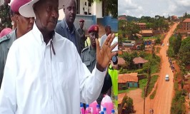 Museveni Commissions The Construction Of Kabuusu-Bunamwaya-Lweza Road