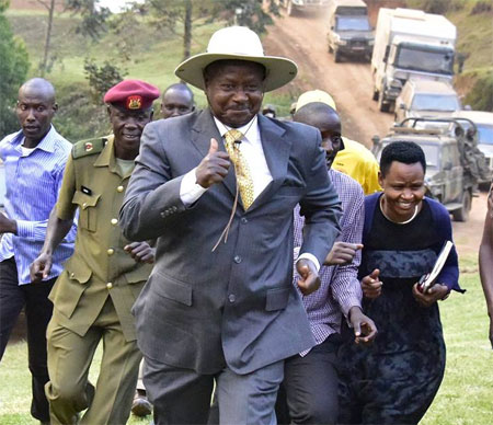 Museveni To Lead Cabinet Marathon, Lazy Ministers In Worry