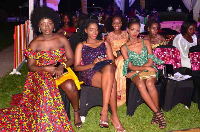 Some of the guests who attended the event