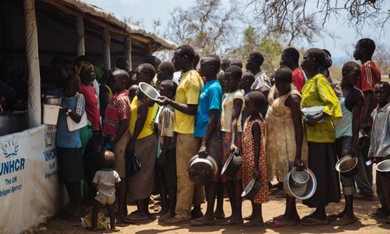 Ugandan Refugees Cry Foul As WFP Faces $86M Financial Shortfall