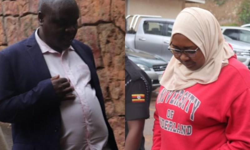 Two Government Officials Remanded To Luzira Over Questionable Shs6bn Wealth