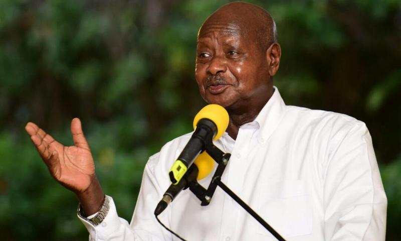 Merry X-mas! Museveni Gives Former KCC Workers  Shs100Bn  Compensation