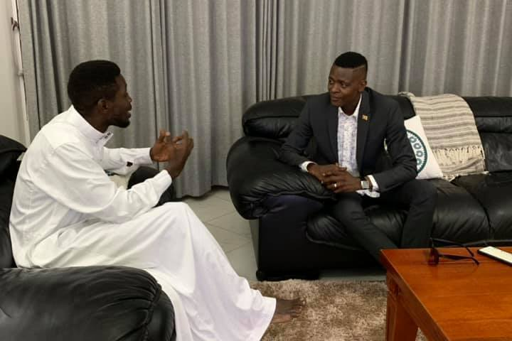 Bobi Wine Lectures Chameleone On Political Consistency
