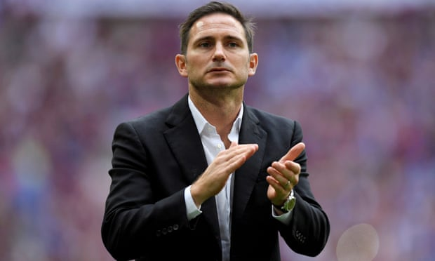 Lampard Excused From Derby Training For Chelsea Talks
