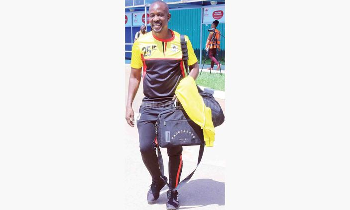 Appointed Cranes Couch 'Mubiru' Summons 30 For CHAN Qualifiers
