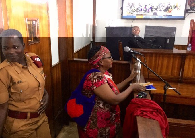 Dr.Stella Nyanzi Found Guilty Of Cyber Harassment Against Museveni