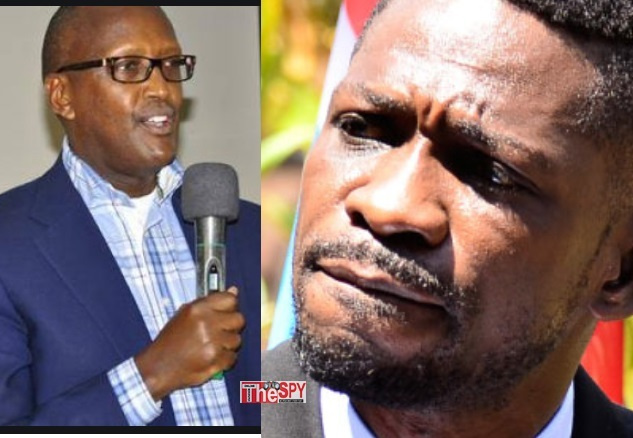 Gen.Tumukunde Advises Bobi Wine, Opposition: 'If You Want To Oust Museveni, You Must Work For It'