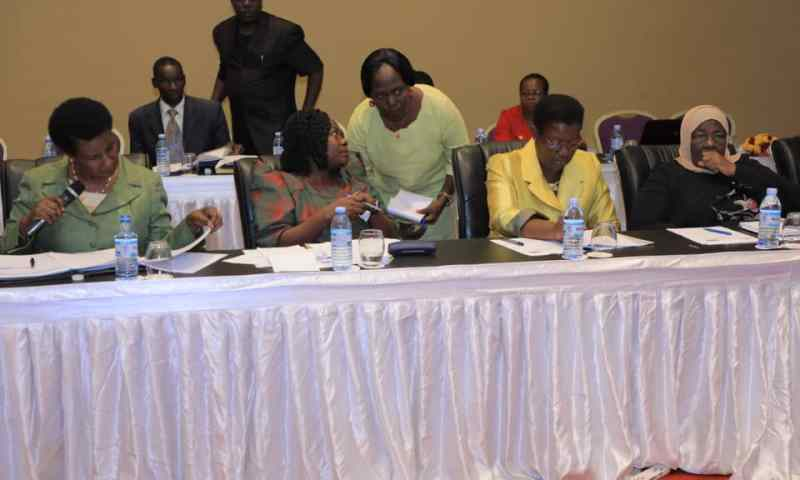 Ethio-Uganda Joint Ministerial Meeting Held At Munyonyo Speke Resort
