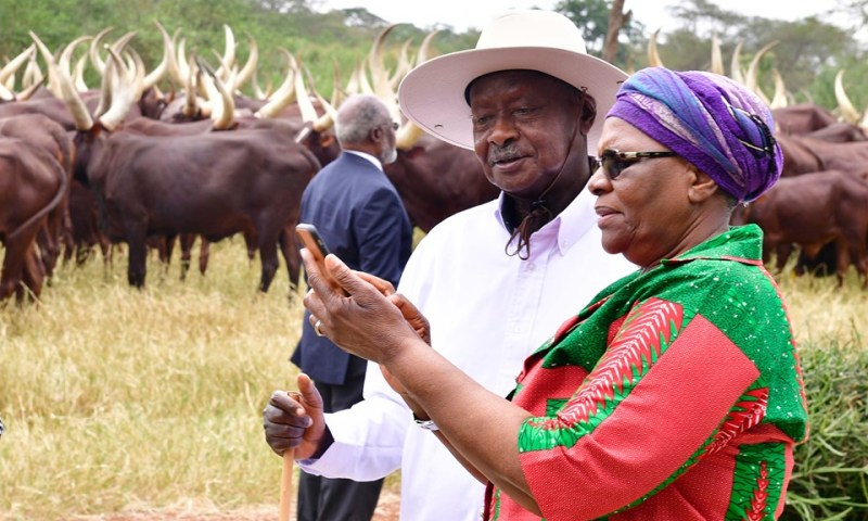 Museveni To Sign New Bilateral Treaties With Namibia
