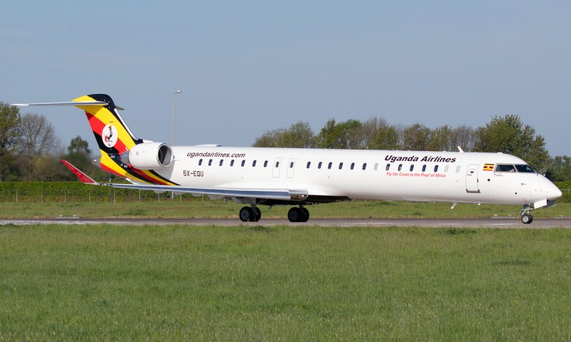 Uganda Airlines Maiden Flight Slated For Tuesday