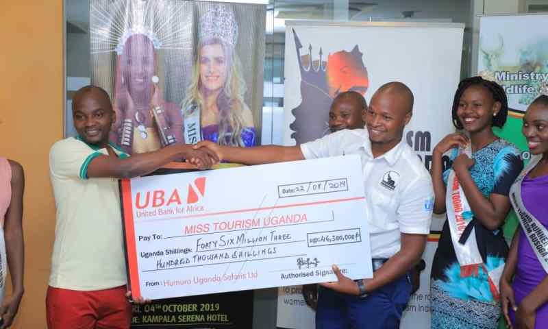 Humura Safaris Uganda Injects Over UGX 40m Into Miss Tourism Uganda 2019