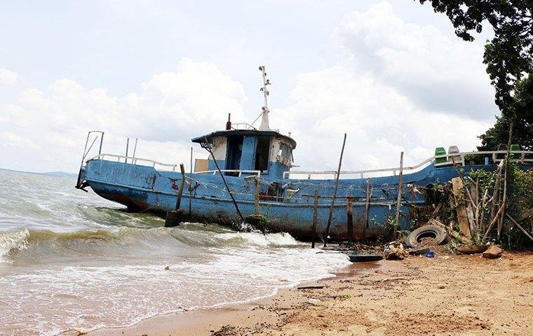 Beach Owners Demand Removal Of Killer MV Templar Wreckage