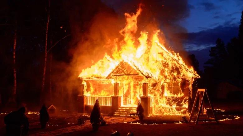 Former Muntuyera High School Head Teacher Locked In House, Burnt To Ash