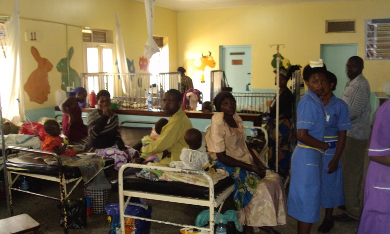 Jinja Hospital Condition Worries Patients, Medics