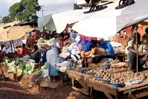 Female Market Vendors Unite To Fight Sexual Harassment