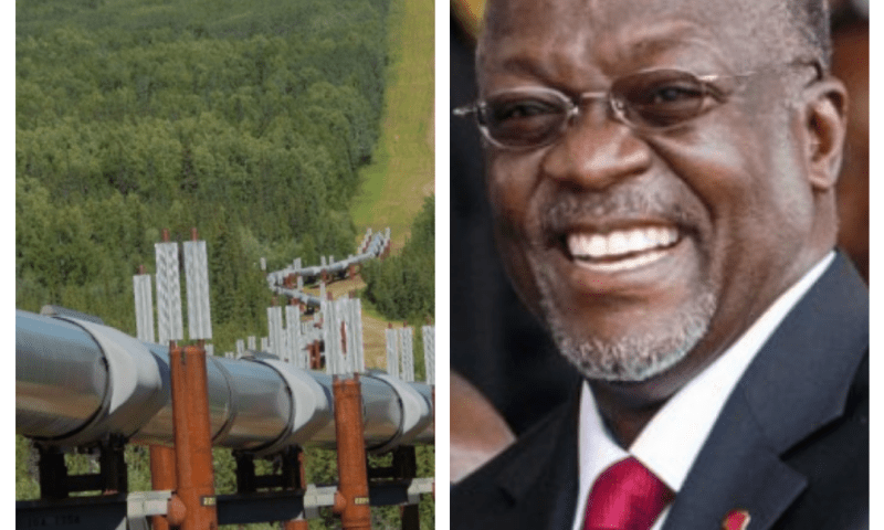 'Oil Pipeline Project Is Delaying'-Magufuli Tells Museveni