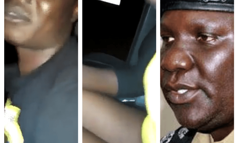 Police Officers Arrested For  Filming Couple Bonking In Car