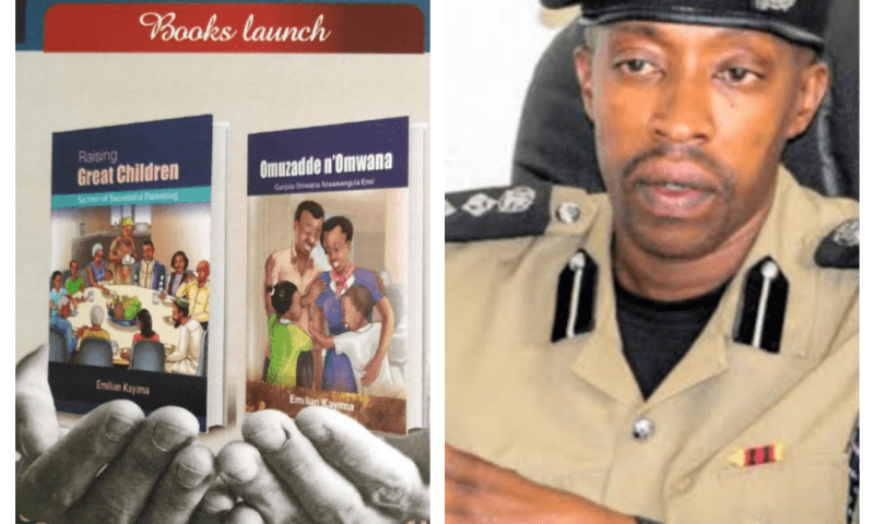 Buganda Premier Peter Mayiga To Officiate At SSP Kayima's Books Launch At Hotel Africana This Thursday