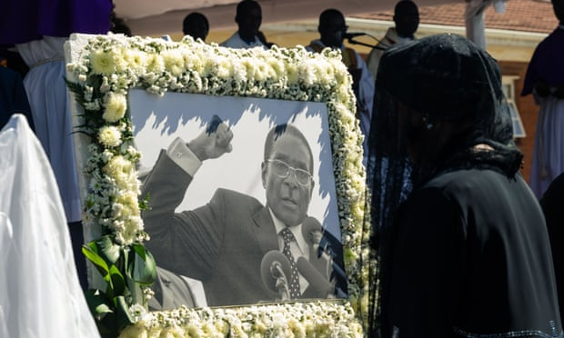 Mugabe Buried In Low-Key Ceremony As Family Snub National Plans