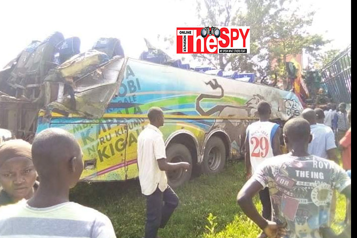 Over Eight Perish In Bugiri Bus Accident