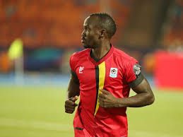 Uganda Cranes Star Walusimbi Finally Gets Club