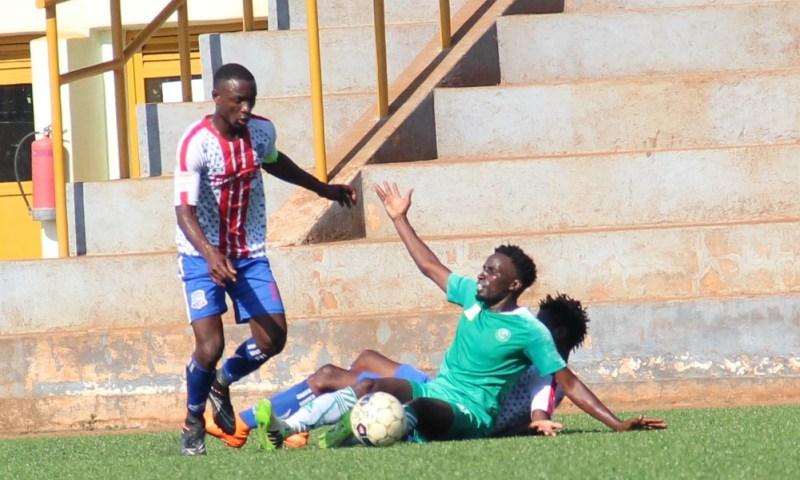 Shock As Onduparaka Humbles Busoga United At Njeru