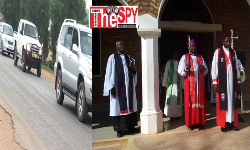 Archbishop Ntagali Receives Heroic Welcome In West Ankore Diocese