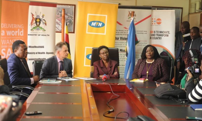 MTN,Ministry Of Health Partner To Promote Maternal Health In Uganda