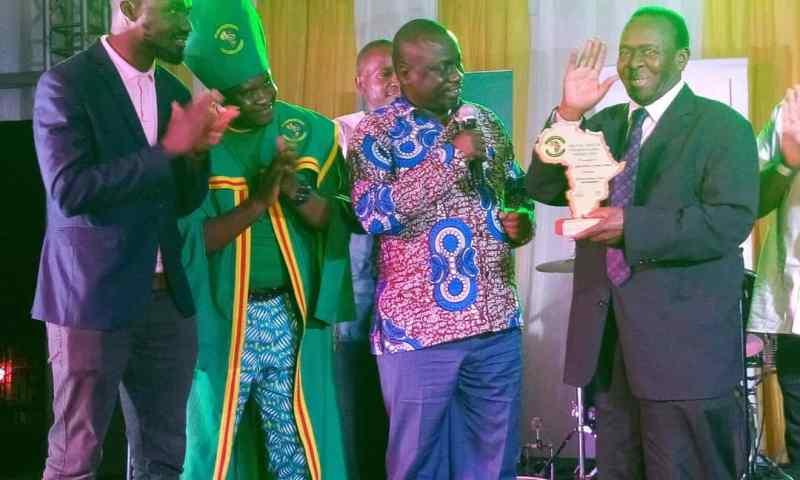 Industrialist Sembule Scoops Pan-African Pyramid Global Award