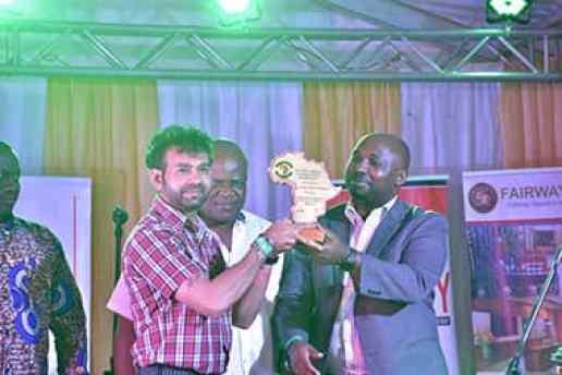 Mukwano Group receive late Amirali Karmali's Award