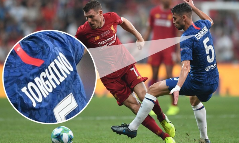 Liverpool Vs Chelsea: Dead On Arrival Jorginho Fears The Press