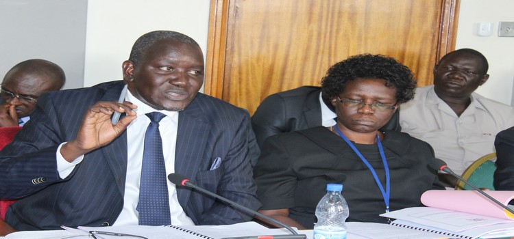 PAC grills Water Ministry PS Okidi For Failing To Account For Shs751M